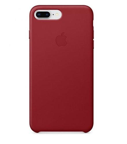 Apple Funda Silicona Roja para iPhone 8/7 Plus