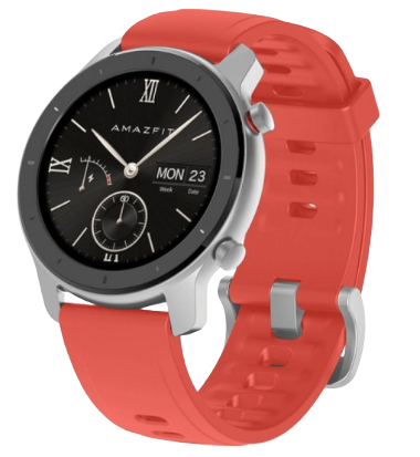 SMARTWATCH XIAOMI AMAZFIT GTR 42MM RED