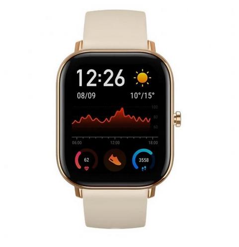 Amazfit GTS Reloj Smartwatch Desert Gold