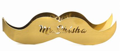 Pinza Mr.Shisha Dorada