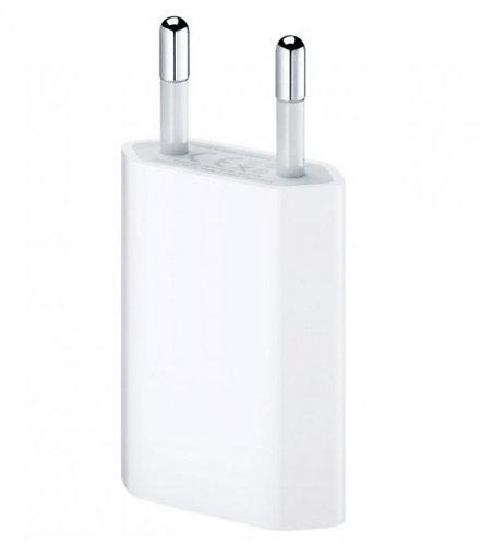 Apple Adaptador de corriente USB 5W iPhone/iPad Mini