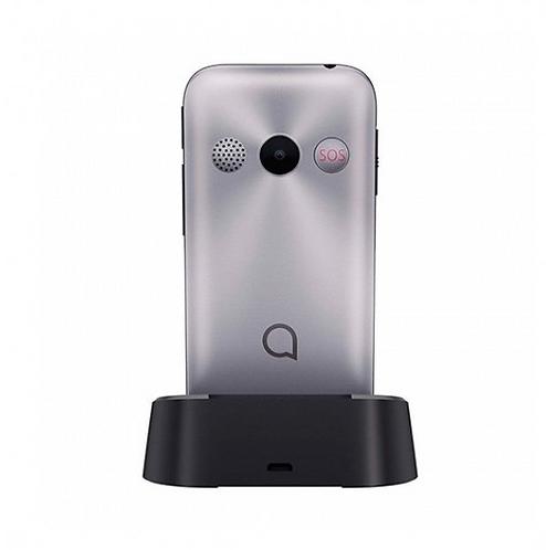 MOVIL SMARTPHONE ALCATEL 20.19G PLATA