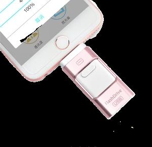 USB OTG para Apple 64Gb