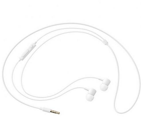 Samsung HS1303 Auriculares Binaurales Blanco