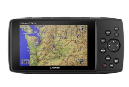 Copia de Gps Garmin 276cx + Carta Nautica eu723l