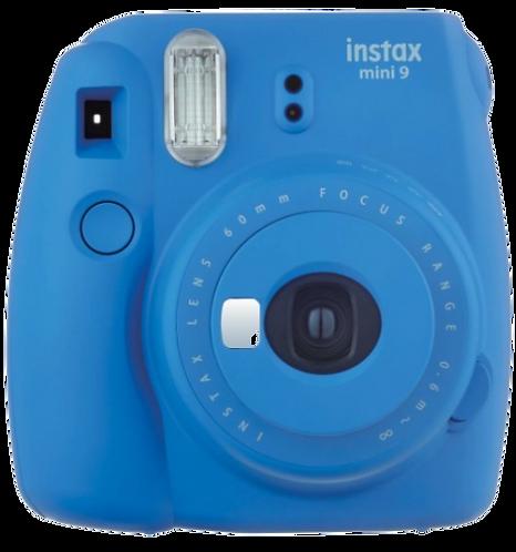 Fujifilm Instax Mini 9 Azul Cobalto