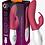 Thumbnail: LINK&JOY Vibrador Stripe 3 USB Silicona