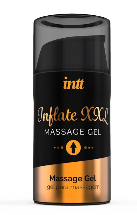 INTT Gel Potenciador de la Ereccion Inflate XXL 15 ml