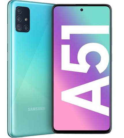 SAMSUNG GALAXY A51 128/4GB DS CRUSH BLUE