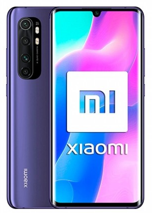 MOVIL SMARTPHONE XIAOMI MI NOTE 10 LITE 6GB 64GB DS MORADO