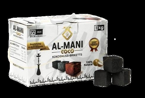 Carbon Natural Al Mani Coco 1Kg