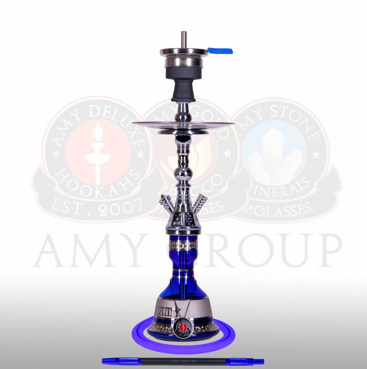 Amy Deluxe 110.02 Mini Harfi Blue (chrome)