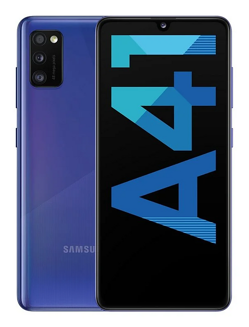 SAMSUNG GALAXY A41 DS A415 4GB 64GB Azul