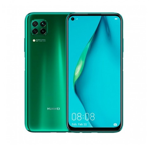 HUAWEI P40 LITE DS 128GB CRUSH GREEN