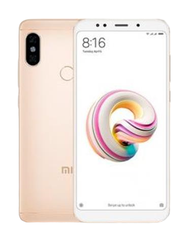XIAOMI REDMI NOTE 5 64/4GB ONYX GOLD