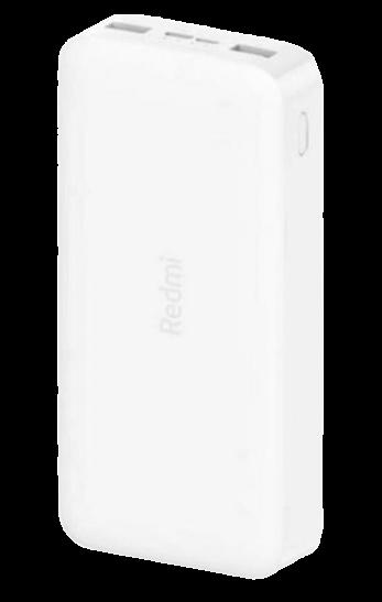 Xiaomi Redmi Power Bank 20000 mAh 18W Fast Charge Blanco