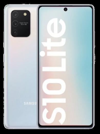 SAMSUNG GALAXY S10 LITE 128GB DS WHITE PRISM
