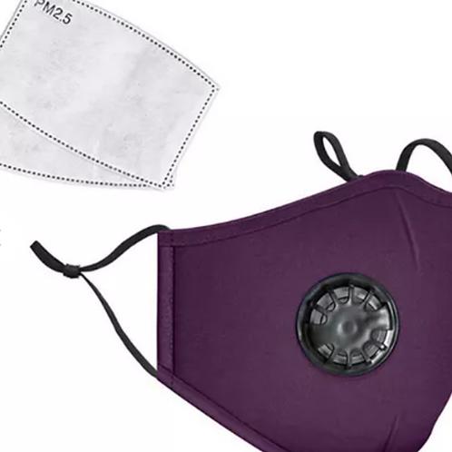 Mascarilla lavable Respirador reutilizable KN95 PM2.5