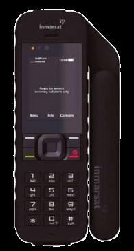 Telefono Satelite Inmarsat Isatphone 2 con 100 minutos en llamadas