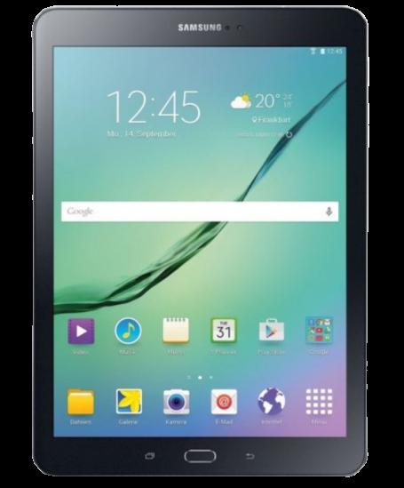 "Samsung Galaxy Tab S2 2016 9.7"" Wifi Negra"