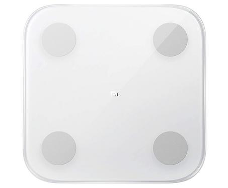 Xiaomi 21907 Mi Body Compositscale 2, vidrio, Blanco