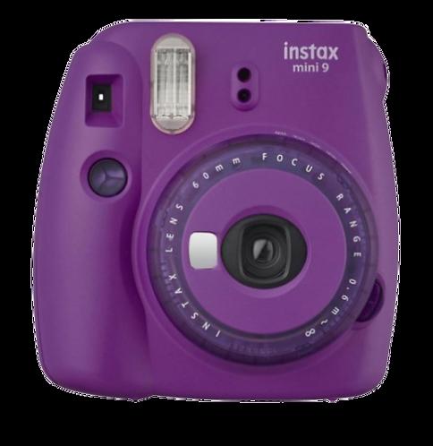 Fujifilm Instax Mini 9 Clear Púrpura