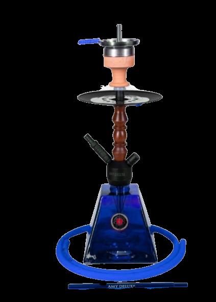 Amy 090.02R Falcon Pyrawood Blue