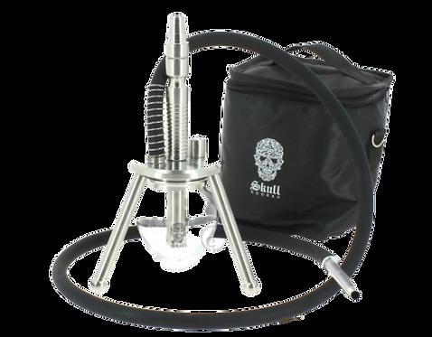 Skull Hookah Ovni XS Stainless Steel