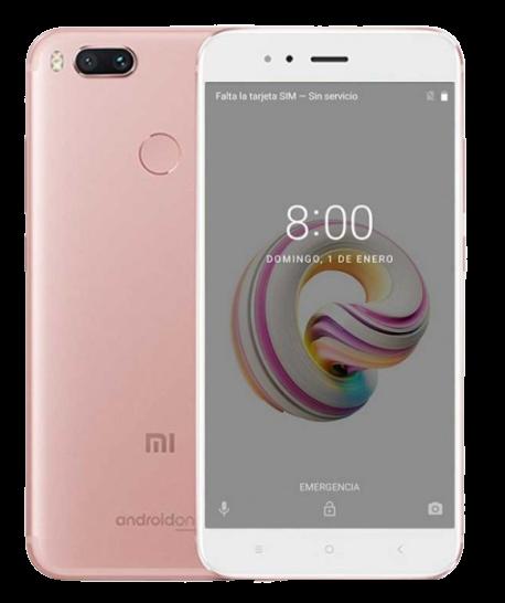 XIAOMI Mi A1 4GB/64GB 4G DUAL SIM ROSE GOLD