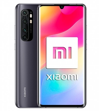 MOVIL SMARTPHONE XIAOMI MI NOTE 10 LITE 6GB 64GB DS NEGRO