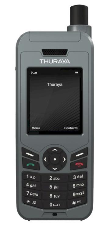 Telefono Satelite Thuaraya XT Lite + 60 Minutod