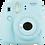 Thumbnail: Fujifilm Instax Mini 9 Azul Hielo