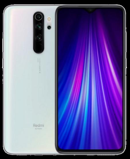 XIAOMI REDMI NOTE 8 64/4GB WHITE PEARL