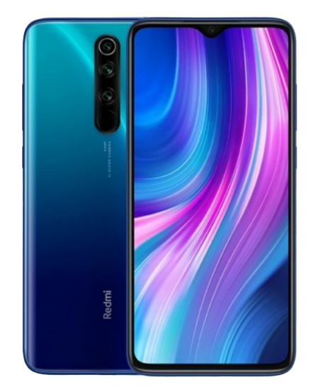 XIAOMI REDMI NOTE 8 64/4GB NEPTUNE BLUE