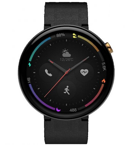 Amazfit Nexo Reloj Smartwatch 4G Negro
