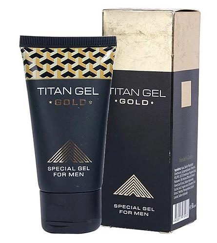 TITAN GEL Gel Estimulación Masculina Titan Gold 50 ml