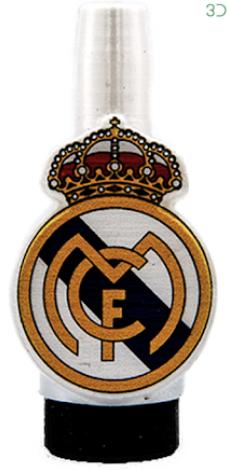 Boquilla 3D Real Madrid