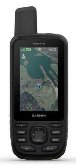 Gps Garmin 66S + Carta Nautica Veu455s