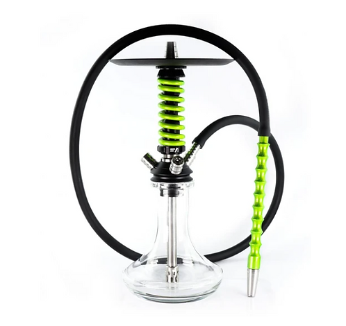 Mamay Micro Customs Coilover Green Lime