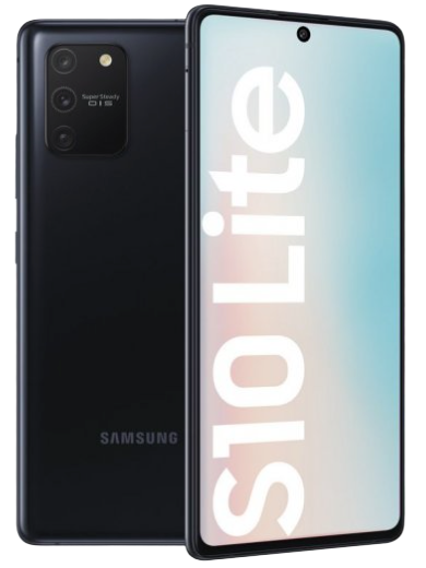 SAMSUNG GALAXY S10 LITE 128GB DS PRISM BLACK