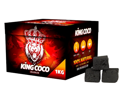 Carbon Natural KingCoco 28mm 1Kg