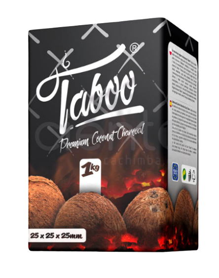 Carbon Natural Taboo 1Kg