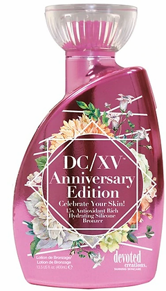 Devoted Creations DC/XV Anniversary Edition Tanning Lotion 13.5 oz