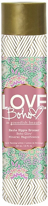 Swedish Beauty Love Boho DHA Bronzer Tanning Lotion