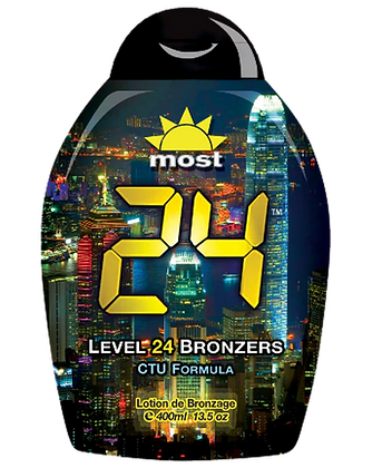 Most 24 Tanning Lotion 13.5 oz