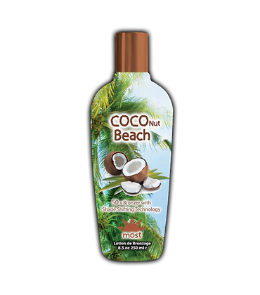 Most Coconut Beach Tanning Lotion 8.5 oz