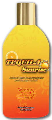 Ultimate Tequila Sunrise Tanning Lotion 8.5 oz
