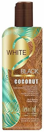 Devoted Creations White 2 Black Coconut Infused Dark Bronzing Color Crème - 8.5