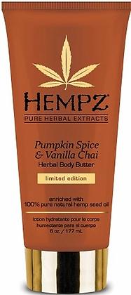 Hempz Pumpkin Spice & Vanilla Chai Body Butter