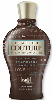 Devoted Creations Limited Couture Tanning Lotion 12.25 oz